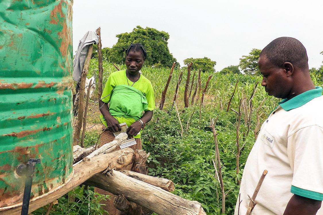 20160830_Burkina-Faso_Drip-Irrigation_Christine-Kiendrebeogo-Series_Sdc