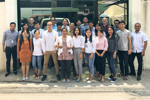 Ide Wash Cambodia Wash Team 2019